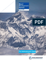 Nepal Development Report
