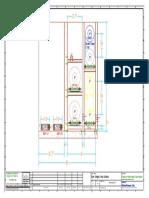 Pipe Bridge Cross Section - R3