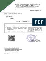Surat Pengantar Andre Hindaryoko