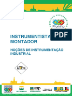 Instrumentista Montador_Nocoes - Instrumentacao Industrial