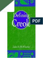 Defining Creole.pdf