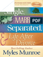 OceanofPDF.com Single Married Separated and Life After - Myles Munroe