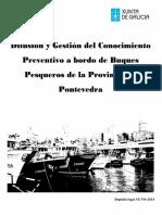Gestión preventiva a bordo de buques