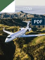 Gulfstream G550 BrochureV3
