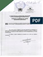 Demande de Clarification Dgi Maroc