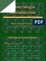 02__CLASE 1. Mineralogía-Historia, Definiciones