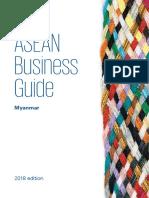 Asean Guide Myanmar