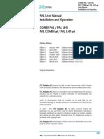 Manual CombiPAL