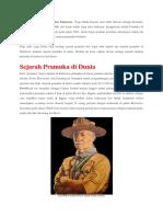Ejarah Pramuka Di Dunia Dan Indonesia