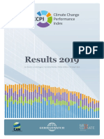 CCPI2019 Results