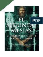 Christopher Knight Robert Lomas - El Segundo Mesias