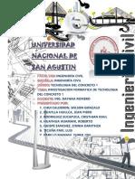 Investigacion Formativa de Tecnologia de Concreto