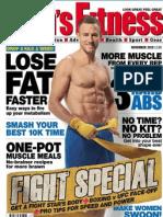 Mens Fitness UK 11 2010
