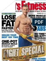 Mens Fitness UK 11 2010