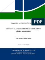 Sistema Eletroeletronico No Trafego Aereo Brasileiro