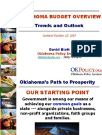 Oklahoma Budget Overview