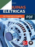 Máquinas Elétricas Fitzgerald 7ª Edição