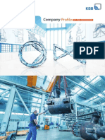 Ksb Indonesia Company Profile Data
