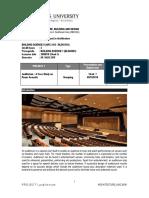 project 1-auditorium a case study 082018