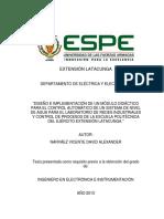 Diseño de Un Sistema Fotovoltaico