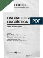 Capítulos - Escolas Linguísticas