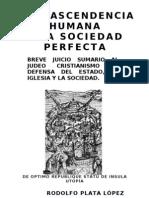 33094675 Breve Juicio Sumario Al Judeo Cristianismo en Defensa Del Estado La Iglesia y La Sociedad