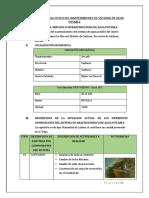 Ficha de Costeo Baños La Merced