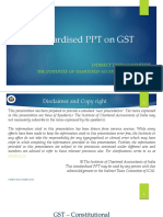 2.Constitution and GST