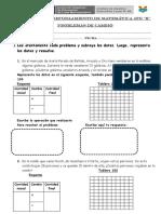 Práctica de Reforzamiento de Matemática 4to