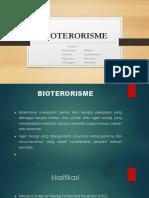 BIOTERORISME kelompok 1