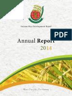 GRDB Annual Report 2014