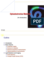 Material Optoelectronics