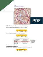 Informe de Hidrologia