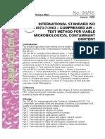 ISO-8573!3!1999- Métodos de Prueba - Humedad