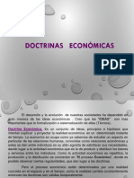 DOCTRINAS ECONOMICAS