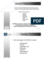 Clarcel Advantages in Paints
