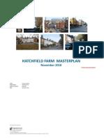 Hatchfield Farm Masterplan - Consultation Draft - November 2018