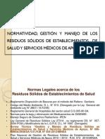 Normatividad RR HOSP