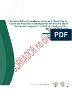 Lineamientos Operativos Sirem 15-10-2018