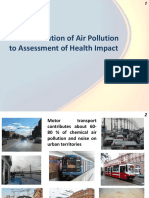 Prakiraan Dampak Lingkungan Udara