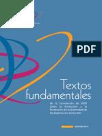 Convención Sobre La Protección y La Promoción de La Diversidad de Las Expresiones Culturales
