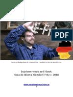 Guia do Idioma Alemão E-Fritz v. 2018