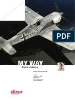 Aeromodellismo - Aerografo - Tecnica Di Verniciatura Ad Aerografo E Fotografia Di Un Aereo