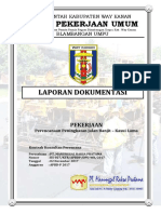 Laporan Dokumentasi