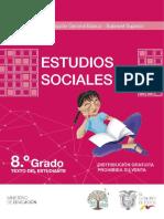 Sociales Texto 8vo EGB