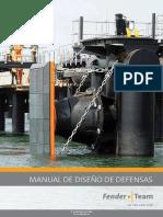 Manual Defensas marinas