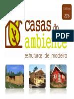 Casas Do Ambiente Catalogo 2016
