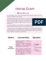 Bacterias Gram Positivo 1