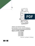 Ddocumentossenatopografiaformacionestacionestotalesestacionestotalestopcongts230wmanualestaciongts230wespaol 100707114023 Phpapp02.PDF