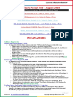 Current Affairs Study PDF -dvdbf x c 2018 by AffairsCloud